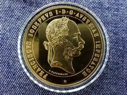Magyar aranyóriások Ferenc József civil érdemérem 1869 PP / id 10859/