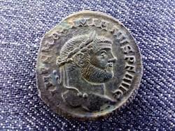 Római Birodalom Maximianus (286-305 és 308 és 310) 1/2 Follis 305 SIS POPVLI ROMANI / id 10671/