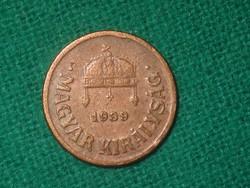 2 Fillér 1939 !