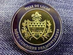 Svájc Le Locle kantoni Ville Du Locle 10 Frank helyi pénz 2000 / id 10690/