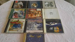 CD lemez gyűjtemény 70-80as évek slágerei,együttesei