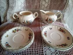 Villeroy&Boch kávés készlet részei