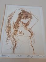 Varga Imre Salome grafika