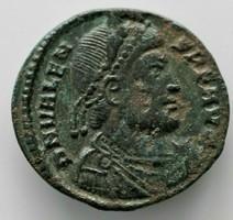 I. Valentinianus AE3 - RESTITVTOR REIP - Thessalonica