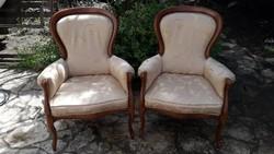 Neobarokk fotelek