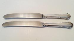 Régi WMF kés vintage evőeszköz 2 db