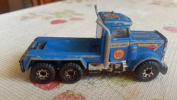 Matchbox kék teherautó eladó!