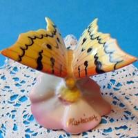 Drasche porcelán pillangó