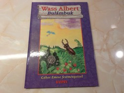 Új! Olvasatlan példány  Wass Albert  Erdők könyve mesesorozat 2.  Bulámbuk  Gábor Emese festményeive
