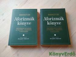 Alexander Oakwood (szerk.): Aforizmák könyve I-II.