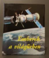 Minikönyv - Emberek a világűrben