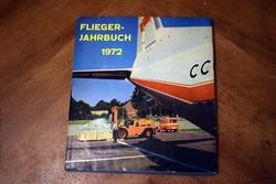Flieger-Jahrbuch 1972 Repülős évkönyv műszaki
