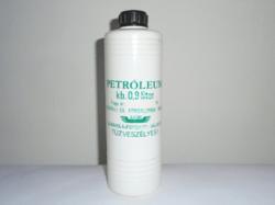 Retro ÁFOR petróleum műanyag flakon - Ásványolajforgalmi Vállalat