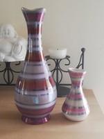 Retro iparművész vázák