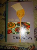 Horváth Ilona Szakácskönyv 1965 évi kiadás