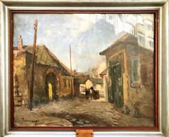 Turmayer Sándor festmény