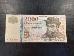 *** EXTRA állapotú 2002 CA 2000 forint ***