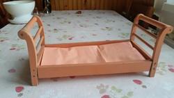Régi bababútor babaszoba berendezés ágy eladó!