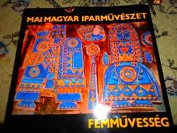 Mai magyar iparművészet:Fémművészet