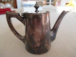 Antik alpacca (Berdorf) kávéskanna