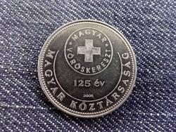125 éves a Vöröskereszt 50 Forint 2006 BP BU / id 10539/