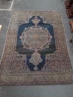 Antik Török panderma kézi csomózású szőnyeg