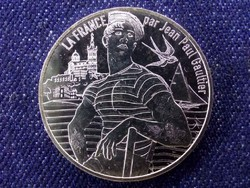 Franciaország A sugárzó Provence .333 ezüst 10 Euro szett 2017 BU / id 10853/