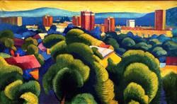 Nagyváros színekben..... 50-es évek!