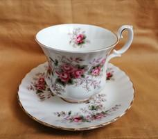 Royal Albert Lavender Rose kávés szett