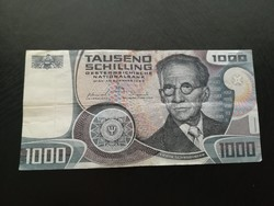 1983-as 1000 Schilling RR!