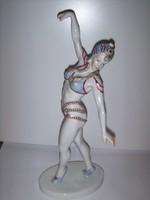 Herendi Seherezádé figura.