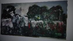 Klie Zoltán 3 db nagyméretű olajfestménye aukción! Eredeti festmények, garanciával!