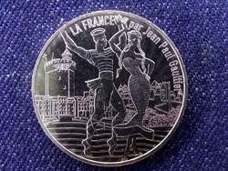Franciaország A Roussillon tánc .333 ezüst 10 Euro szett 2017 BU / id 10857/