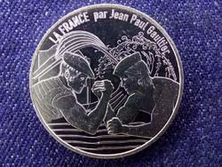 Franciaország Baszkföld, Euskal Herria .333 ezüst 10 Euro szett 2017 BU / id 10856/
