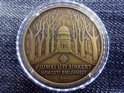 Fiumei úti temető Nemzeti Emlékhely 2000 Forint 2018 BP/id 10552/