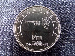 FINA Világbajnokság 50 Forint 2017 BP / id 10696/