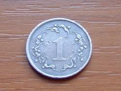 ZIMBABWE 1 CENT 1986 #