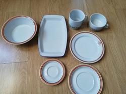 Alföldi porcelán csomag 7 db