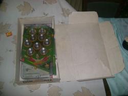 DINGBALL retro flipper játék eredeti dobozában