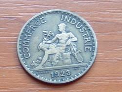 FRANCIA 1 FRANK FRANC 1923 BON POUR #