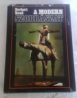 A MODERN SZOBRÁSZAT - Herbert Read  1968