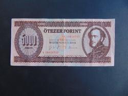 5000 forint 1995 K A legritkább 5000 ft-os !