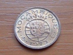 PORTUGÁL MOZAMBIK 50 CENTAVOS 1973 #