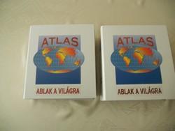 Ablak a világra útikönyvsorozat