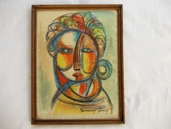 Barcsay Jenő festmény