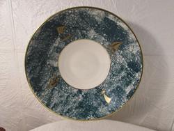 Art deco porcelán tál