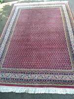 Szőnyeg, indiai , kézi csomózású, gyapjú 170x240 cm