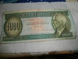 1000 forint 1996 évi. E