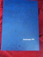 SZABADSÁG 1991.teljes évfolyam bekötött példány