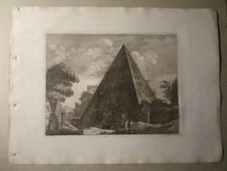 Cestius piramisa - Caio Cestio